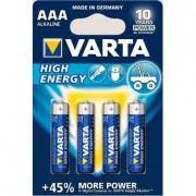 Батарейки VARTA HIGH ENERGY AAA 4 шт