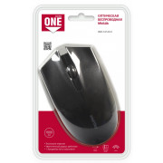Беспроводная мышь Smartbuy ONE 341AG черная, SBM-341AG-K