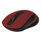 Беспроводная оптическая мышь Defender #1 MM-605 красная, 3 кнопки, 1200dpi, 52605