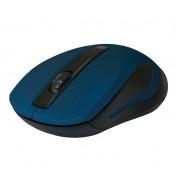 Беспроводная оптическая мышь Defender #1 MM-605 синяя, 3 кнопки, 1200dpi, 52606