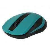 Беспроводная оптическая мышь Defender #1 MM-605 зеленая, 3 кнопки, 1200dpi, 52607