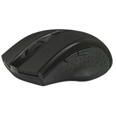 Беспроводная оптическая мышь Defender Accura MM-665 черная, 6 кнопок, 800-1600dpi, 52665