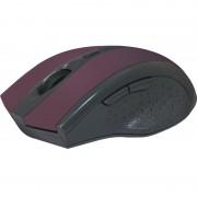 Беспроводная оптическая мышь Defender Accura MM-665 красная, 6 кнопок, 800-1600dpi, 52668