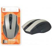 Беспроводная оптическая мышь Defender Accura MM-665 серая, 6 кнопок, 800-1600dpi, 52666