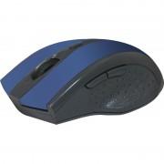 Беспроводная оптическая мышь Defender Accura MM-665 синяя, 6 кнопок, 800-1600dpi, 52667