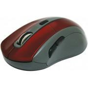 Беспроводная оптическая мышь Defender Accura MM-965 красная, 6 кнопок, 800-1600dpi, 52966