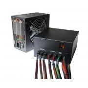 Блок питания - б/у - Zalman ZM600-HP 600W ATX