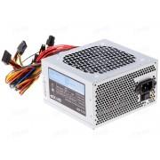Блок питания DEXP DTS-400 400 Вт, ATX 12V 2.2, APFC, 120x120 мм, 20+4 pin, 1x 4 pin CPU, 3 SATA, 1x 6 pin PCI-E