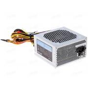 Блок питания DEXP DTS-450 450 Вт, ATX 12V 2.2, APFC, 120x120 мм, 20+4 pin, 1x 4+4 pin CPU, 4 SATA, 1x 6+2 pin PCI-E