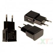 Блок питания USBx1 5v 2а черный