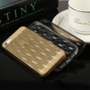 Чехол-накладка для Apple iPhone 5/5S Baseus AGAPIPH5-01 черный