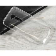 Чехол Asus ZenFone Go ZB500KL силикон прозрачный белый