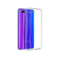 Чехол Honor 10/Honor 10 Premium силикон прозрачный
