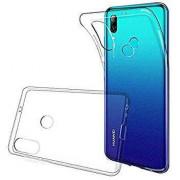 Чехол Honor 10i/20i/20 Lite/P Smart Plus 2019 силикон прозрачный