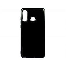 Чехол Honor 20S/20 Lite/P30 Lite/Nova 4E Силикон 2.0mm (черный)