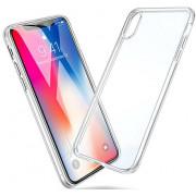 Чехол Honor 8A/Y6 2019 силикон прозрачный