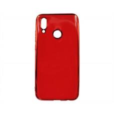 Чехол Huawei Honor 10 Lite/P Smart 2019 Глянец (красный)
