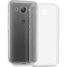 Чехол Huawei Y3 2017 силикон прозрачный