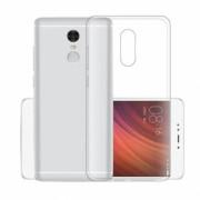 Чехол Xiaomi Redmi 5 Plus силикон прозрачный