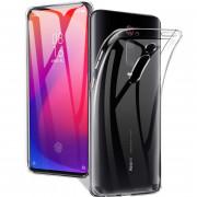 Чехол Xiaomi Redmi K20/K20 Pro/Mi 9T/Mi 9T Pro силикон (прозрачный)