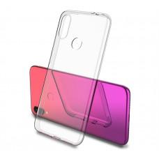 Чехол Xiaomi Redmi Note 7/Note 7 Pro/Note 7S силикон прозрачный