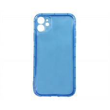 Чехол iPhone 11 NEON (синий)