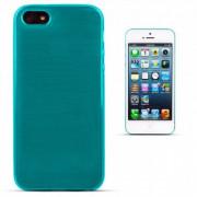 Чехол iPhone 5/5S Pearl (голубой)