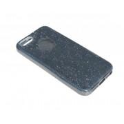 Чехол iPhone 5/5S Shine черный