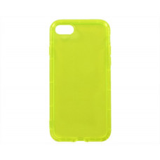 Чехол iPhone 7/8/SE 2020 NEON (желтый)