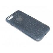 Чехол iPhone 7/8 Shine черный