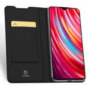 Чехол книжка Xiaomi Redmi Note 8T DuxDucis (черный)