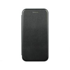 Чехол книжка iPhone 7/8 черный (открывается вбок)