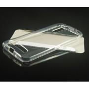 Чехол силикон Asus Zenfone 2 Lazer/ZE550KL 5.5 прозрачный бел
