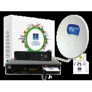 Цифровая спутниковая ТВ-приставка NTV PLUS 1 HD VA PVR