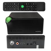 Цифровая спутниковая ТВ-приставка НТВ ПЛЮС EKT DSD4514r (в комплекте договор+карта)