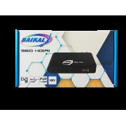Цифровой эфирный DVB-T2 приемник BAIKAL 960 HD