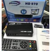 Цифровой эфирный DVB-T2 приемник BAIKAL 970 HD