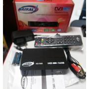 Цифровой эфирный DVB-T2 приемник BAIKAL 988 HD