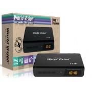Цифровой эфирный DVB-T2 приемник World Vision T126