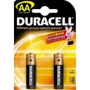 DURACELL Original АА Батарейки алкалиновие 1.5V LR6 отрывной набор 2шт