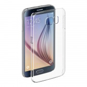 Deppa Pure Case Samsung S6 c защитным нанесением hard coating,прозрачный,69009