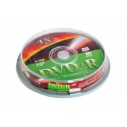 Диск DVD+R 4,7Gb (VS) 16x