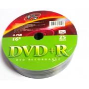 Диск VS DVD+R 4,7 GB 16x Shrink/25