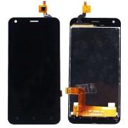 Дисплей - б/у - Fly FS457 Nimbus 15 + тачскрин + рамка черный