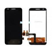Дисплей Alcatel OT-5051D POP4 + тачскрин черный