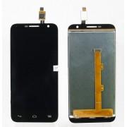 Дисплей Alcatel OT-6016X/6016D IDOL 2 MINI/6014X IDOL 2 MINI L + тачскрин черный