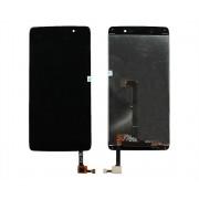 Дисплей Alcatel OT-6055K IDOL 4 + тачскрин черный