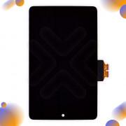 Дисплей Asus Google Nexus 7 + тачскрин в сборе черный