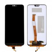 Дисплей Huawei Honor 10 (COL-L29) + тачскрин черный, с кнопкой HOME