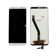 Дисплей Huawei Honor 7C + тачскрин белый